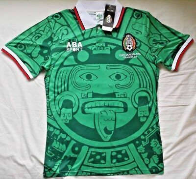1998 Mexico Home Retro Jersey Football Shirt High Quality Vintage Jersey New