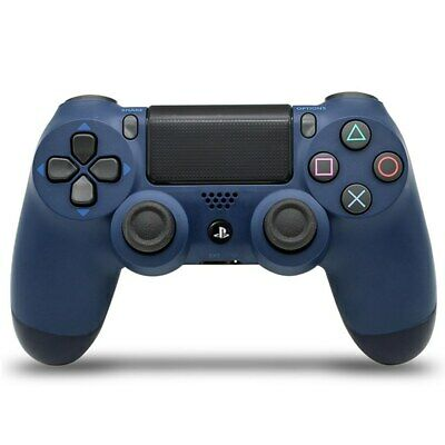 DualShock 4 Blue Wireless-Controller for Sony PS4 Controller PlayStation 4