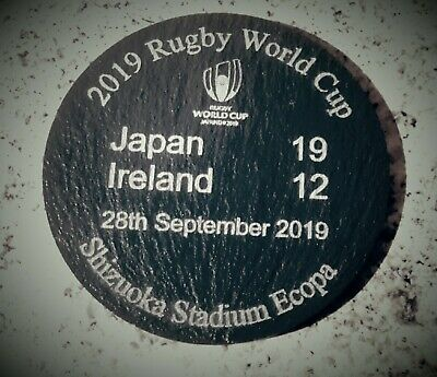 2019 Rugby World Cup Japan vs Ireland