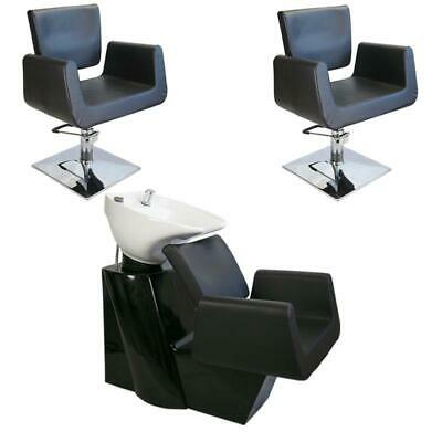 Pack Mobilier Coiffure CITY - 2 postes