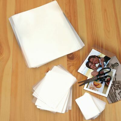 Set of 100 Laminating Sheets