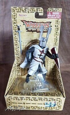 BBI Revell Scale 1:18 Warriors of the World Templar Knights Figure
