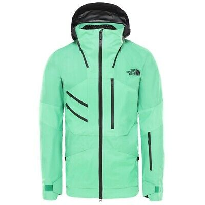 The North Face Brigandine Jacket Chlorophyll Green Fuse NF0A3M1VJY81/