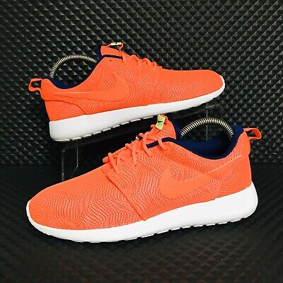 Details about NIKE W Nike Roshe One 844994 603 CORAL STARDUSTWHITE Womens Size 9.5