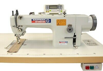 Eastman Automation Industrial Lock Stitch Walking Foot TOP FEED Sewing Machine