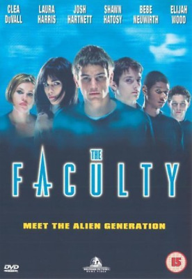 The Faculty DVD NUOVO