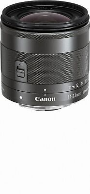 Canon EF-M 11-22mm f/4-5.6 STM Lens for Canon M