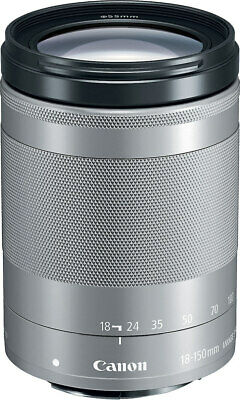 Canon EF-M 18-150mm f/3.5-6.3 IS STM- Silver