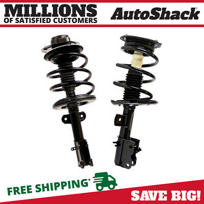 Suspension Strut and Coil Spring Assembly Front Right fits 09-13 Nissan Maxima