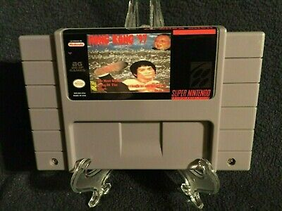 Hong Kong 97 Super Nintendo SNES English Game