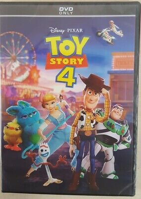 Brand New & Sealed Toy Story 4 DVD BNIB 2019 Release Free Postage