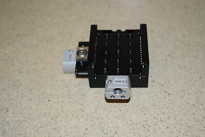 """New Focus 9064 Linear Translation Stages 2.5"""" X 2.5"""" (#17)"""