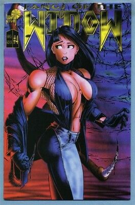 Fangs of the Widow #4 (Oct 1995 London Night Studios) Mike Wolfer