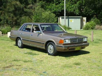 2 Cars, 1985 Nissan 300C , VG30E Engines, Any Genuine Offer Considered