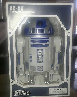 NEW R2-D2 Remote Control Toy from Disneyland Star Wars Galaxy's Edge Droid Depot