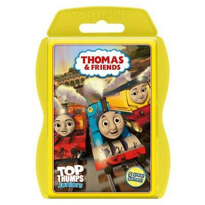 Top Trumps Educational Fun Card Game - JUNIOR THOMAS AND FRIENDS