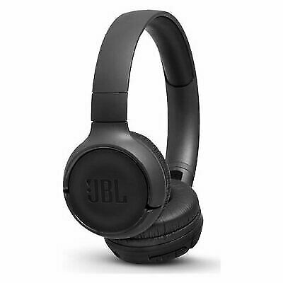 JBL TUNE 500BT Cuffie Cuffia ad Archetto con microfono Bluetooth colore Nero