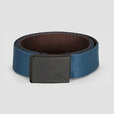 "CSNO FOREST NIGHT QUIKSILVER /""THE JAM/"" MENS REVERSIBLE BELT"