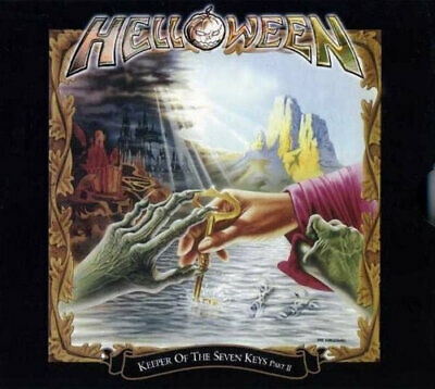 Helloween - Keepers of the Seven Keys Part 2 (2 Disc) CD NEW
