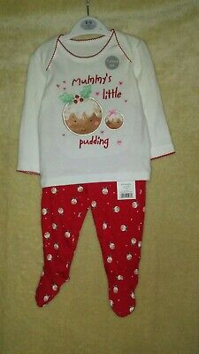 Baby girls christmas 2 piece outfit 6-9 months