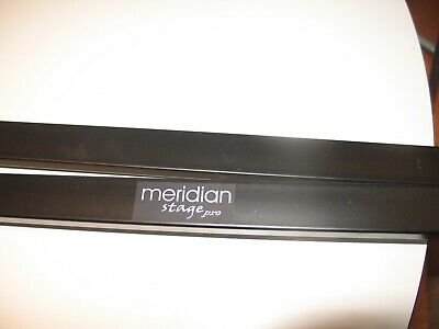 "Meridian Stage Pro ""X"" Keyboard Stand - Black"