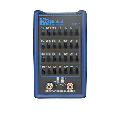 Global Specialties RDB-10 Resistance Decade Box