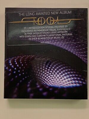 Tool Fear Inoculum #3 Variant DELUXE Limited Edtion CD New Sealed Ships Same Day