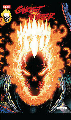 NYCC 2019 Ghost Rider #1 Glow in the Dark Tan Variant