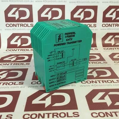 Pepperl and Fuchs KHTX-VC Safety Relay - Used