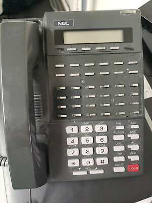 Nec Bds 34-Btn Display Phone For The Ds1000/2000 Systems P/N 80663