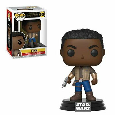 Star Wars: The Rise of Skywalker Finn Pop! Vinyl Figure
