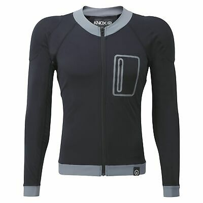 Knox Mens Breathable CE Approved Armoured Motorcycle Bike Long Sleeve Shirt