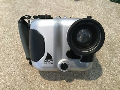 Light & Motion Underwater Video Housing and Sony SC100 camcorder system