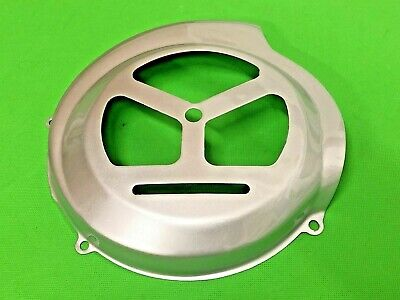 Vespa Gs Style Flywheel Cover To Fit Px Models W/O Electric Start