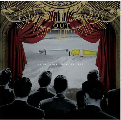 Fall Out Boy - From Under The Cork Tree (180 Gram, 2 Disc) VINYL LP NEW