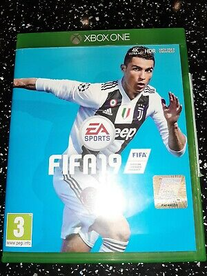 FIFA 19 Xbox One Game 2019