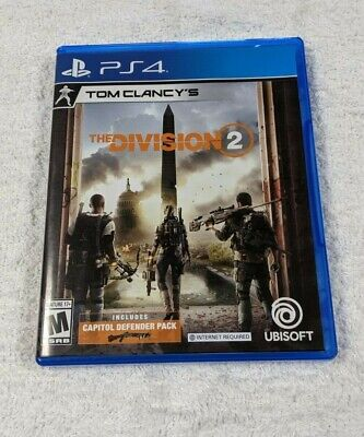 Tom Clancy's The Division 2 (Sony PlayStation 4, 2019)