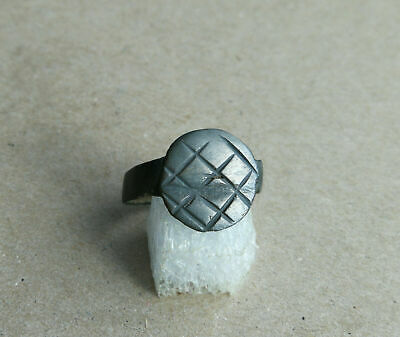 Authentic Ancient Viking Bronze Ring