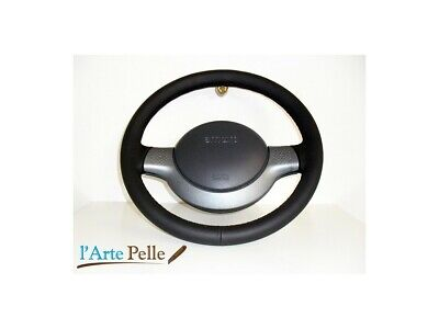 Smart For Two rivestimento coprivolante in vera pelle