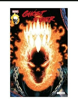 NYCC 2019 Exclusive Marvel GHOST RIDER #1 Glow in the Dark Philip Tan Variant NM