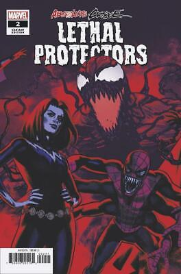 Absolute Carnage Lethal Protectors #2 B Smallwood Variant NM