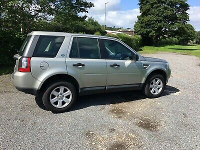 Land Rover Freelander Gs With Extensive Full Dealer Service History