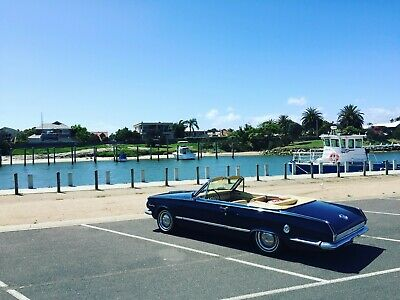 1964 Plymouth Signet Convertible valiant dodge ford holden harley