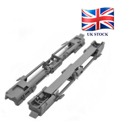 2x Roof Carrier Cover Rail Trim Moulding for VAUXHALL OPEL ASTRA H P53 04-10