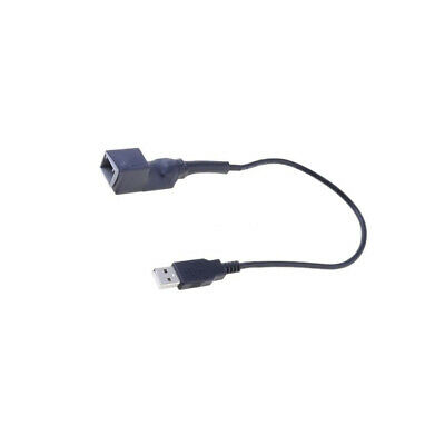 USB.MITSUBISHI.01 Extender USB A socket Jack 3.5mm 4pin socket C5501-USB