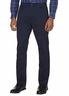 DKNY Mens Bedford Slim Straight Brushed Twill Pants Variety Free Shipping NWT