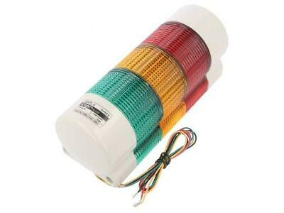 QWTL324RAG Signaller tower continuous light Colour red/amber/green LED  QLIGHT