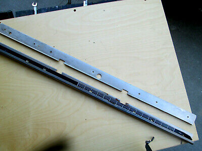 "Beaver Delta 34-580 9"" Table Saw Parts - Rip Fence Rails"