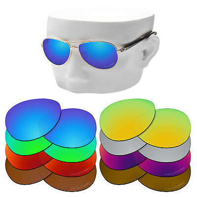 OOWLIT Etched Polarized Replacements Lenses for-Oakley Feedback OO4079 Sunglass