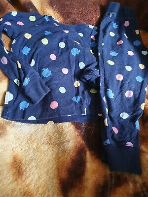Lovely Girls Matalan Pyjamas Age 4-5 Years